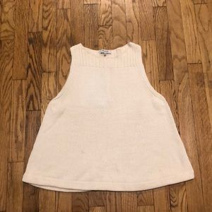 Madewell Sweater Tank